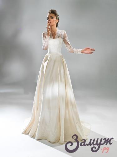 0942b0fe881e4dc Anna Bogdan, модель Лондон 37 000 руб., свадебный салон «Каприз невесты».  «Для зимних свадеб ...