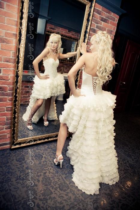 смелые фото невест