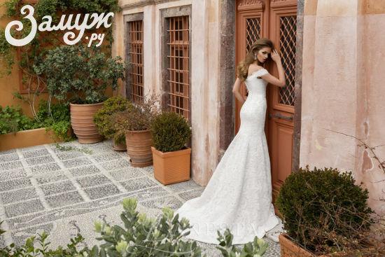 Свадебное платье салона «Мадам Вуаля»