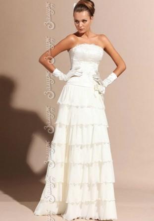 каталог свадебные платья для невысоких девушек (28 фото)