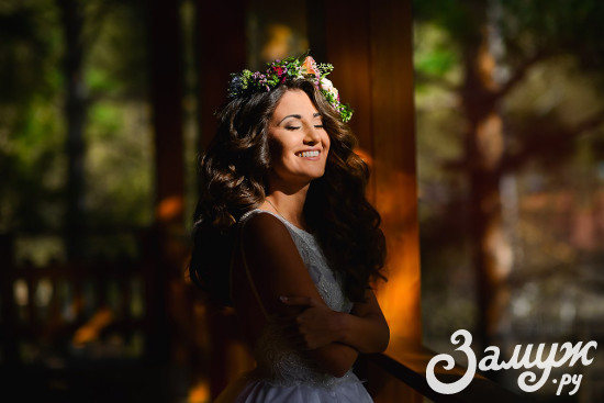Фотосессия свадебного фотографа Тихомирова Евгения